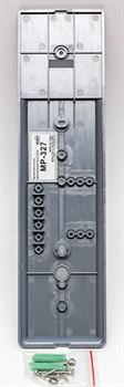 Монтажная пластина для крепления монитора M327 и УКП - фото 1026