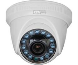 CTV-HDD3620A FP(3.6 мм) 2MP уличная купольная камера - фото 1061
