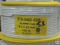 Сигнальный кабель ES-04S - 0.22 (AS-CAB) - фото 1086