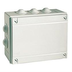 Коробка монтажная пластиковая 150x110x70 - фото 1104