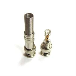 BNC разъем с металлическим колпачком под винтRG - 51 (BNC) - фото 1254