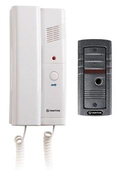 Комплект аудиодомофона Tantos TS-203Kit - фото 1406