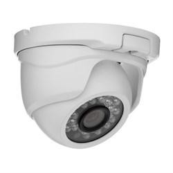 Купольная антивандальная камера MHD 2 MP (2.8 мм)  PT-MHD1080P-MC-IR - фото 1475