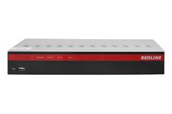 Гибридный видеорегистратор MHD 2 MP 8 канала  RL-MHD8p  Redline - фото 1497