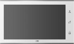 Цветной монитор  видеодомофона  CTV-M2101 W CTV - фото 1725