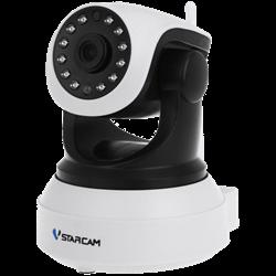 C7824WIP VStarcam поворотная Wi-Fi камера IP 1MP - фото 1889