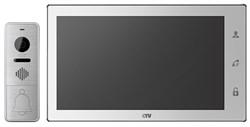 CTV-DP4102FHD  комплект видеодомофона - фото 2198