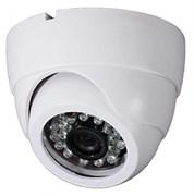 Видеокамера цветная купольная для помещения V150BV