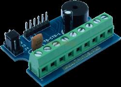 Автономный контроллер СКУД Tantos TS-CTR-1