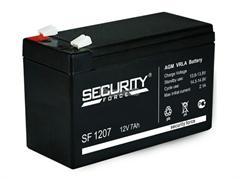 SF 1207 аккумулятор 12В 7Ач