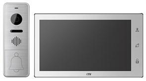 CTV-DP4706AHD комплект видеодомофона