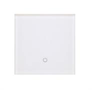 Сенсорный беспроводной выключатель одна зона освещения 9003 White Pure