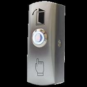 TS-CLICK light металлическая кнопка выхода с подсветкой, накладная