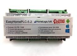 """Контроллер системы """"Умный дом"""" EasyHomePLC 5.2"""