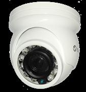 TSc-Vecof24 купольная антивандальная камера AHD 2 MP (3.6 мм)