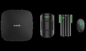 Ajax StarterKit Plus комплект беспроводной охранной сигнализации