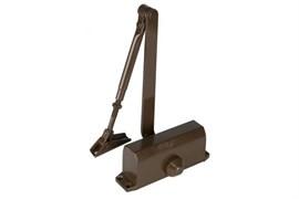 ALDC-65B доводчик дверной, коричневый